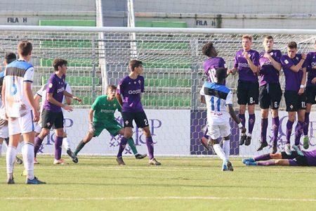 Fiorentina – Atalanta 0 – 1 Primavera