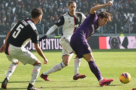 Juventus – Fiorentina 3 – 0