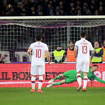 Fiorentina – Milan 1 – 1