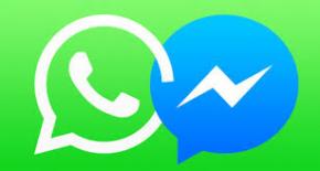 Anche WhatsApp e Messenger a rischio Covid