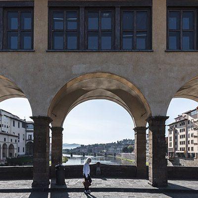 Firenze nella solitudine