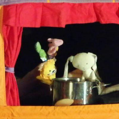 Favola – Una zuppa di sasso