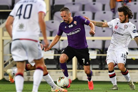 Fiorentina – Cagliari 0 – 0