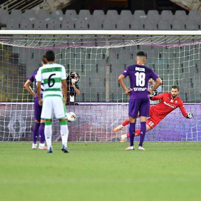 Fiorentina – Sassuolo 1 – 3
