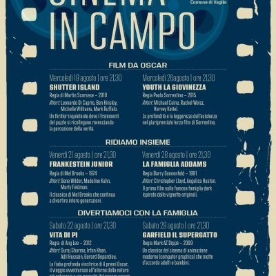Cinema in campo