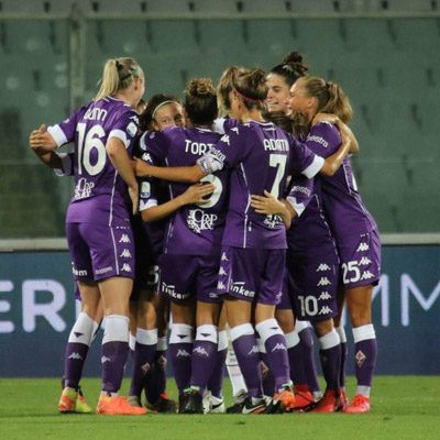 Fiorentina-Inter 4-0 Women