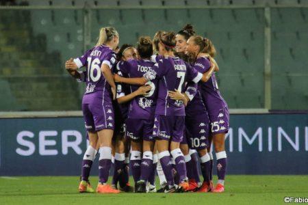 Fiorentina-Inter 4-0 Women