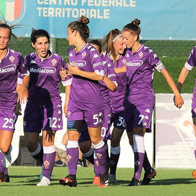 Fiorentina – Florentia San Gimignano 3 – 2 Women