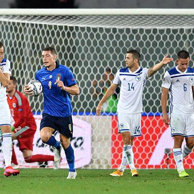 Italia – Bosnia Erzegovina 1 – 1
