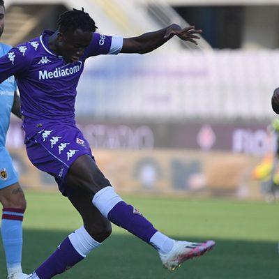 Fiorentina – Reggiana 5 – 1