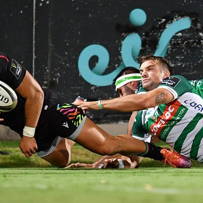 Zebre Rugby – Benetton Rugby 9-16