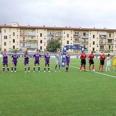 Fiorentina – Sassuolo 1 – 3 Women
