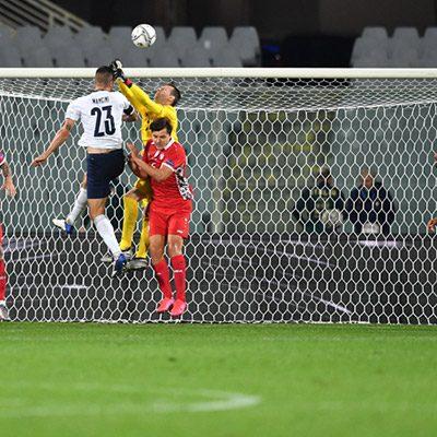 Italia – Moldavia 6 – 0