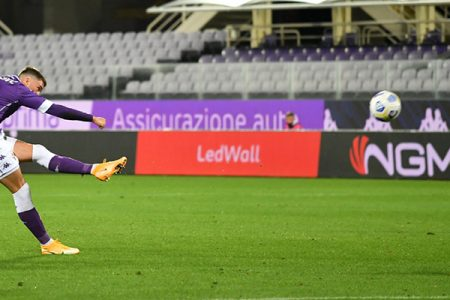 Fiorentina – Sampdoria 1 – 2