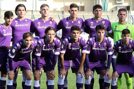 Primavera: Fiorentina – Cagliari 6 – 0