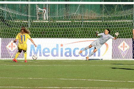 Fiorentina-Verona 0-1 – Women