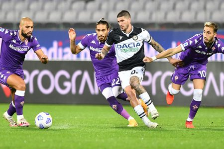 Fiorentina – Udinese 3 – 2