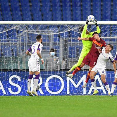 Roma – Fiorentina 2 – 0