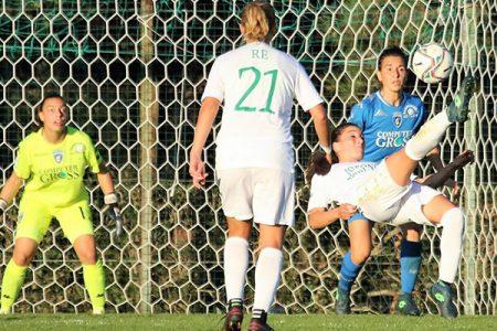 Florentia San Gimignano – Empoli 2-1 – Women