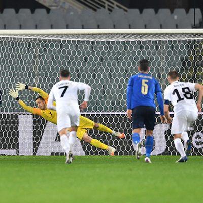 Italia – Estonia 4 – 0