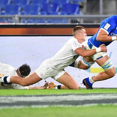 Sei Nazioni 2020 – Italia – Inghilterra 5 – 34