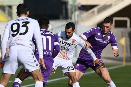 Fiorentina – Benevento 0 – 1
