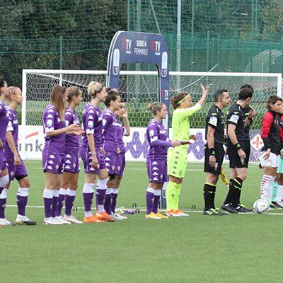 Woman seria A: Fiorentina – Milan 0 – 1