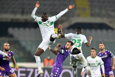 Fiorentina – Sassuolo 1 – 1