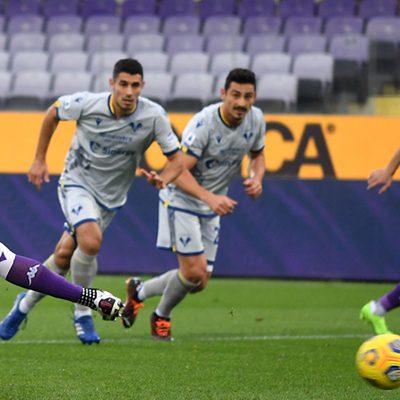 Fiorentina – Verona 1 – 1