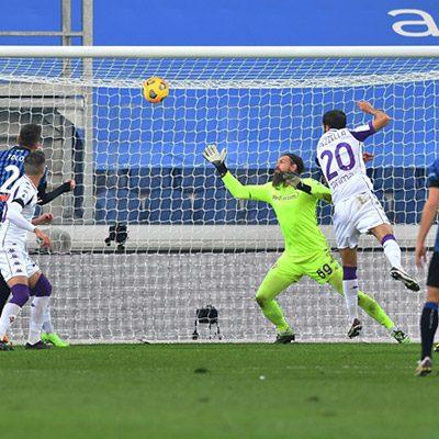 Atalanta – Fiorentina 3 – 0