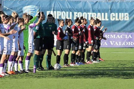 Women – Empoli-Fiorentina 1-1