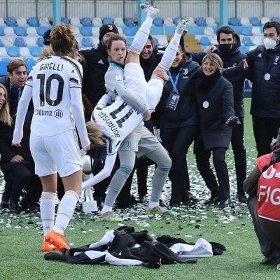Supercoppa femminile: Juventus – Fiorentina 2 – 0