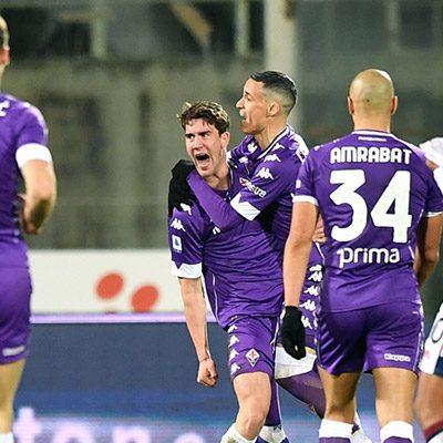 Fiorentina Cagliari 1 – 0
