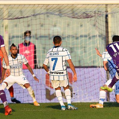 Coppa Italia: Fiorentina – Inter 1 – 2