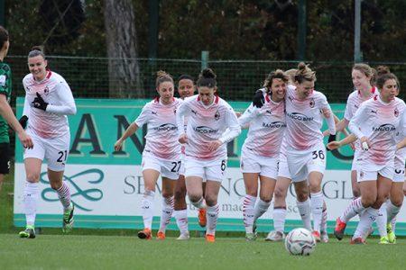 Women: Florentia San Gimignano – Milan 1 – 2