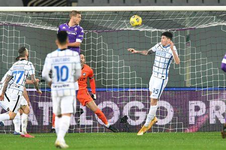 FIorentina – Inter 0 – 2