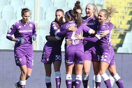 Woman Coppa Italia: Fiorentina – Inter 1 – 0