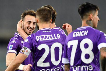 Fiorentina – Spezia 3 – 0