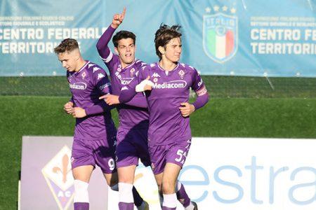 Primavera – Fiorentina – Milan 3 – 1