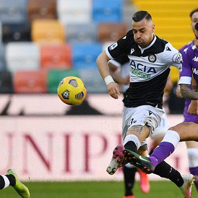 Udinese – Fiorentina 1 – 0