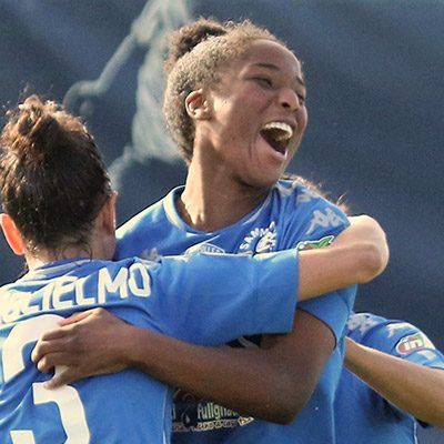 Women – Empoli – Pink Bari 3 – 1