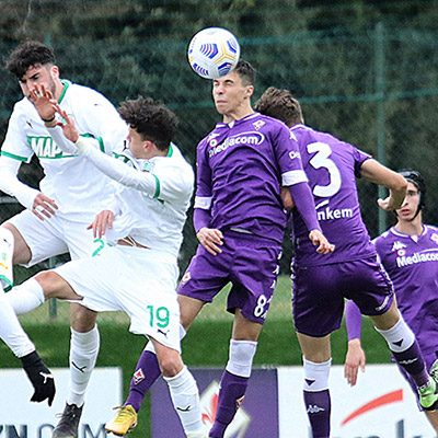 Primavera: Fiorentina – Sassuolo 1 – 1