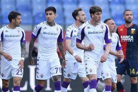 Genoa – Fiorentina 1 – 1