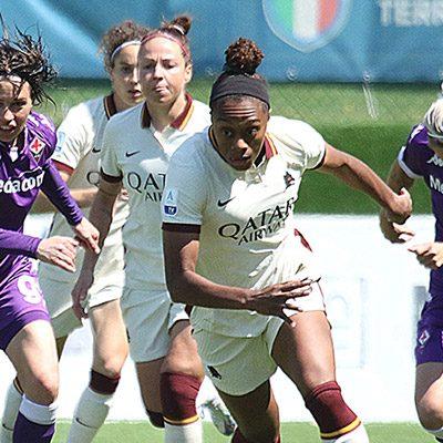 Women – Fiorentina -Roma 1 – 2