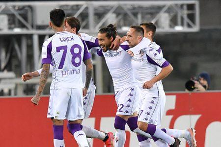 Verona – Fiorentina 1 – 2
