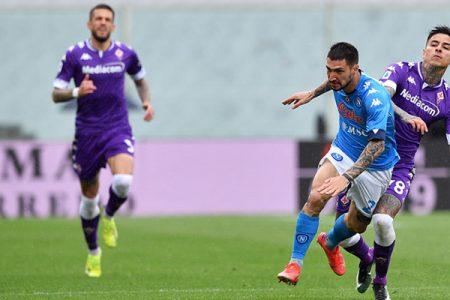 Fiorentina – Napoli 0 – 2