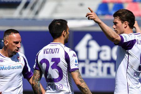 Bologna – Fiorentina 3 – 3